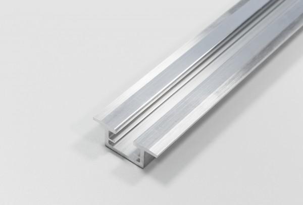 Aluminiumprofil zur Sitzbefestigung / Ladungssiche